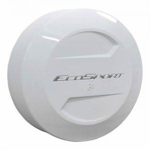 Capa de Estepe para Ecosport Branco Artico B439-B