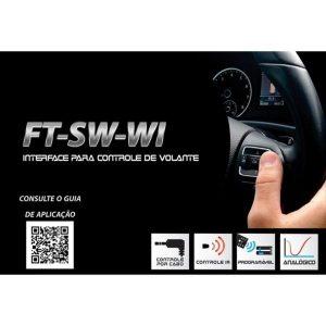 Interface De Volante Faaftech – FT SW WI