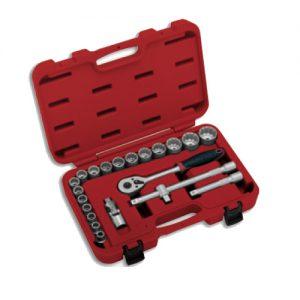 Soquetes Multi-Lock ML120 – Jogo com 22 Peças
