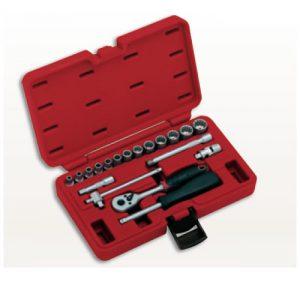 Soquetes Multi-Lock ML060 – Jogo com 19 Peças